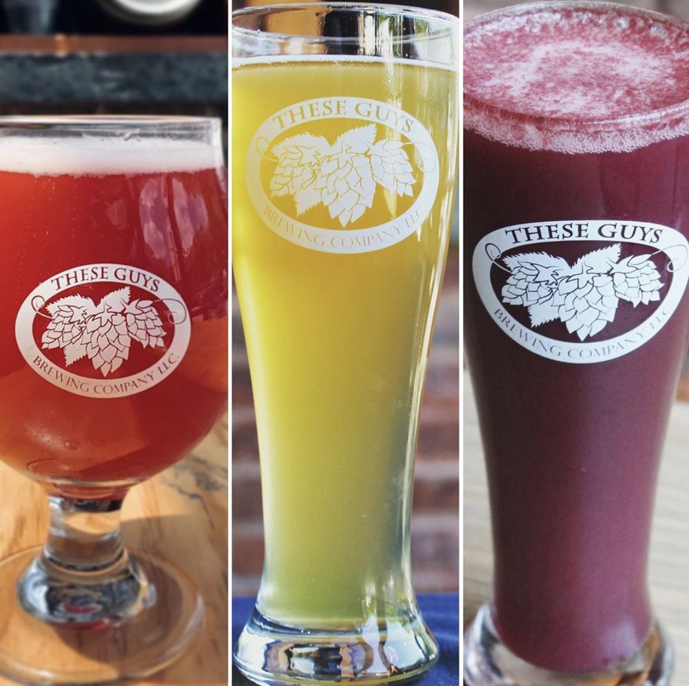 These Guys Brewing Company - 218 Photos & 210 Reviews