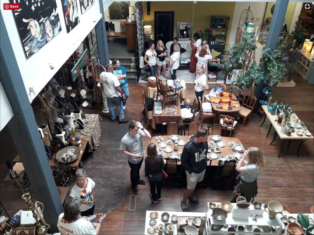 LOOK Vintage and Modern Gallery: 38 Main St, Bisbee, AZ