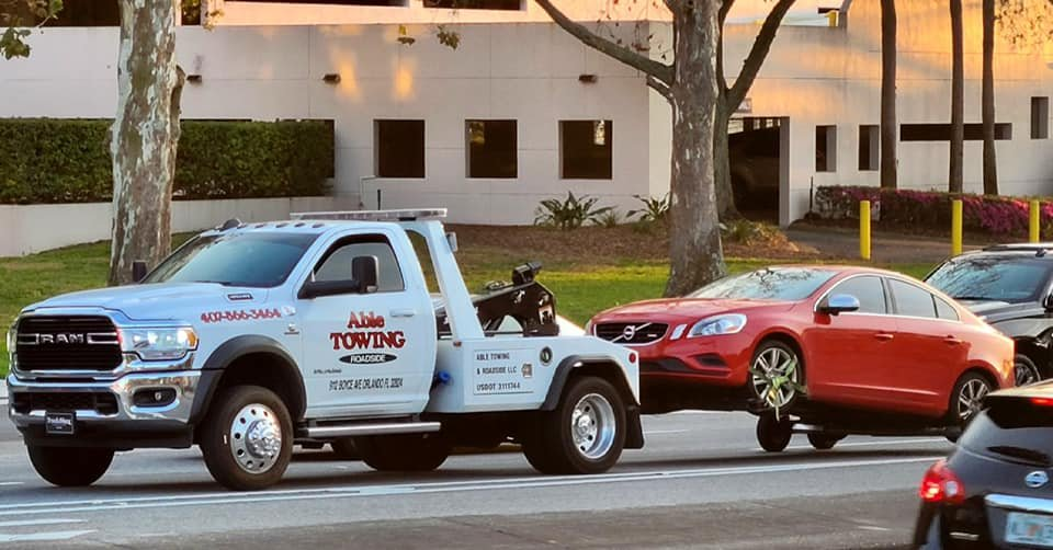 Able Towing Cocoa: 2951 W King St, Cocoa, FL