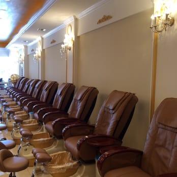 7 sisters nail spa 163 photos 178 reviews nail for A class act salon