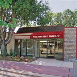 Novato Self Storage - Self Storage & Storage Units - 1535 Grant Ave ...