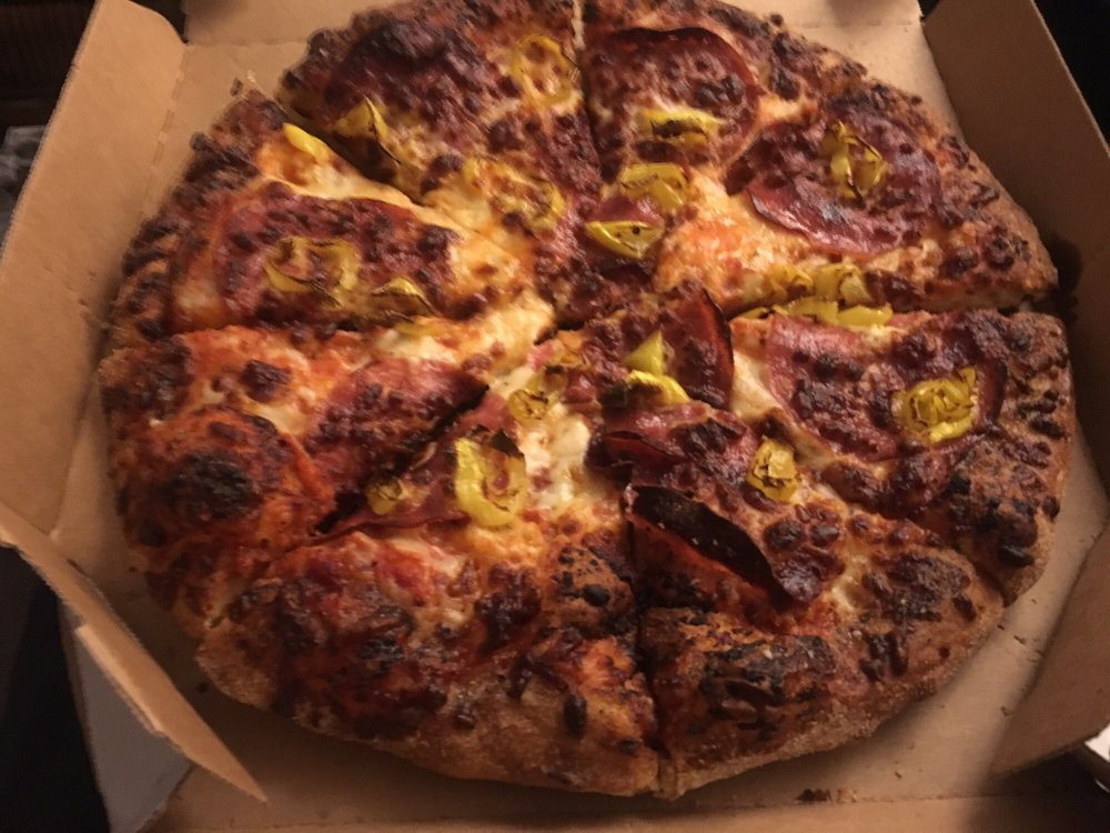 Domino's Pizza: 404 N Jackson St, Athens, TN