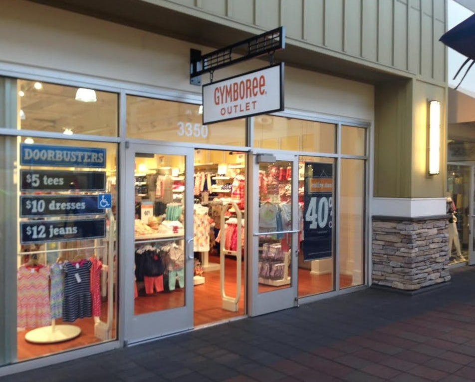 Gymboree Outlet: 820 W Stacy Rd, Allen, TX