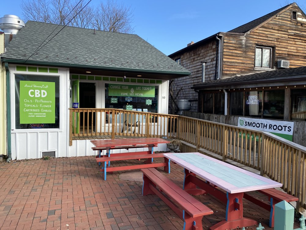 Smooth Roots: 110 S Main St, New Hope, PA