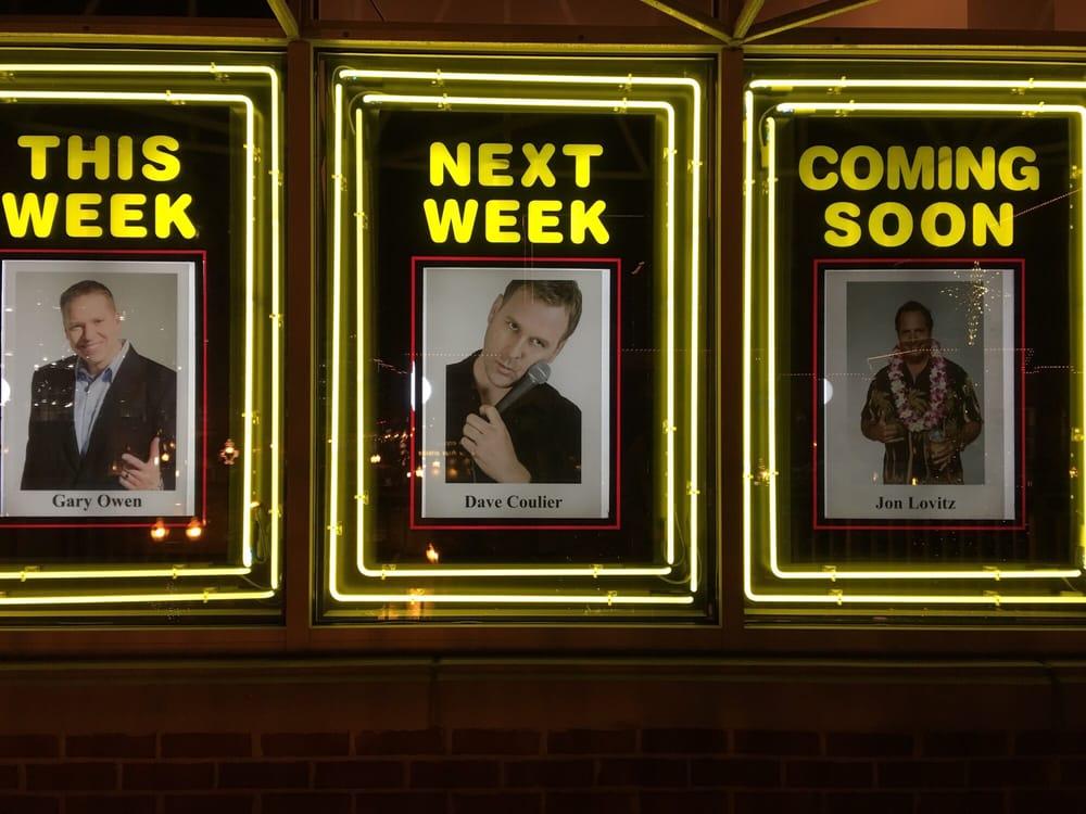 Funny Bone Comedy Club Restaurant