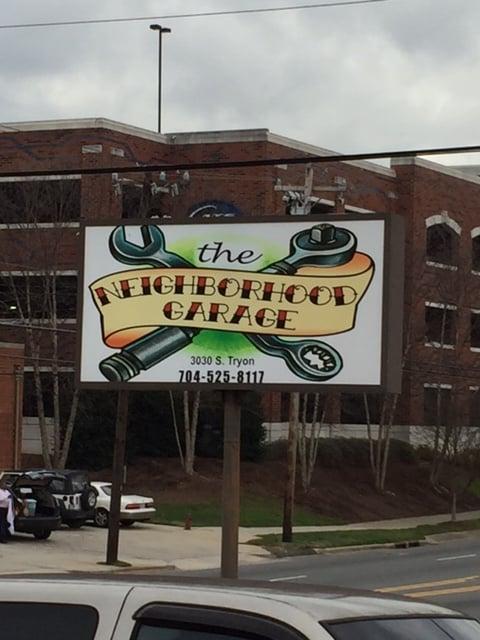 The Neighborhood Garage