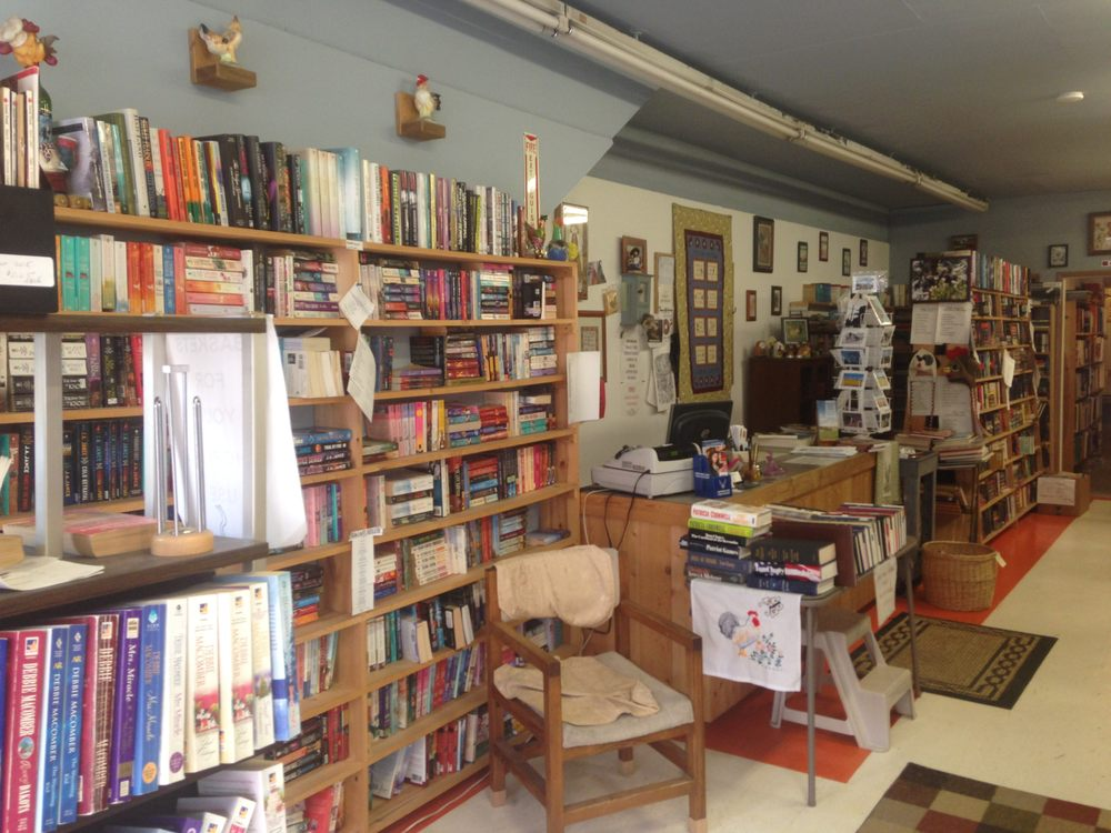 Main Street Books: 119 N Main St, Colfax, WA
