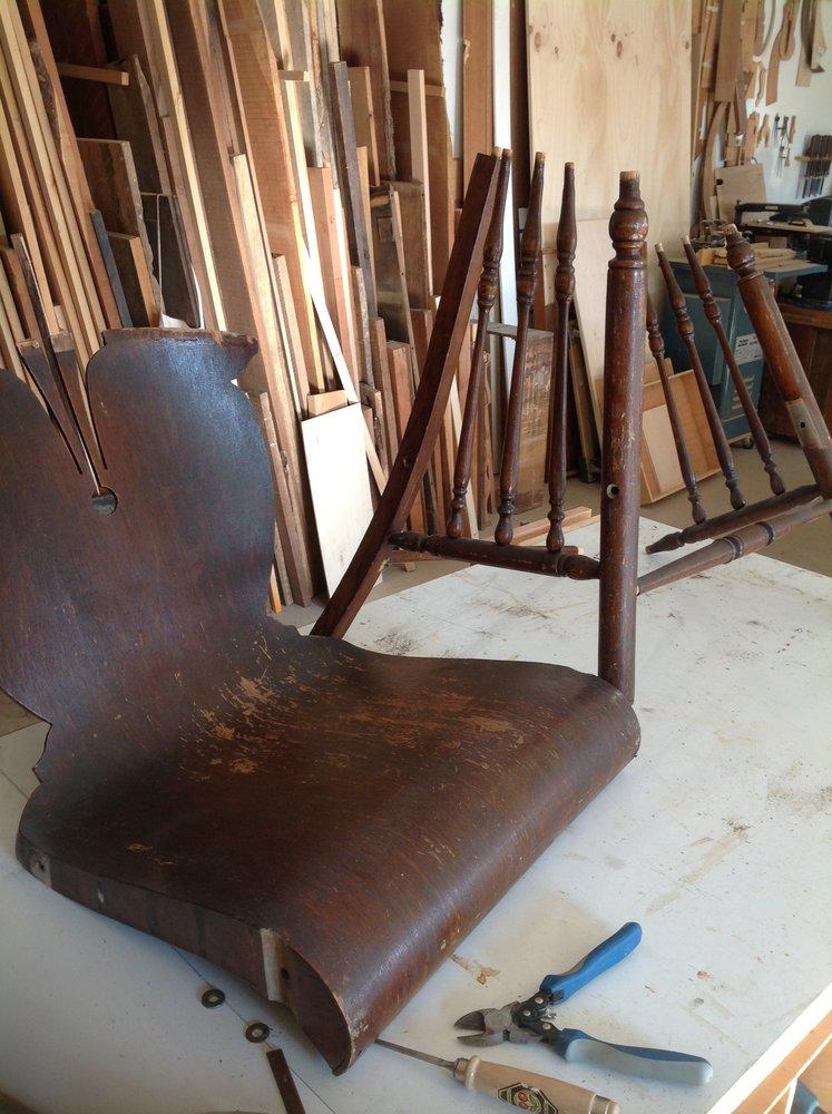 Andrew C Maher Custom Furniture & Repair: 78 N Ridge Rd, Thomasville, PA