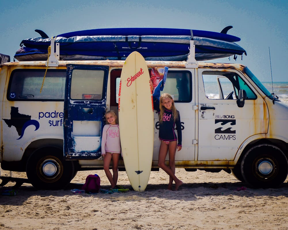 Padre Island Surf Camp: North Padre Island, Padre Island, TX