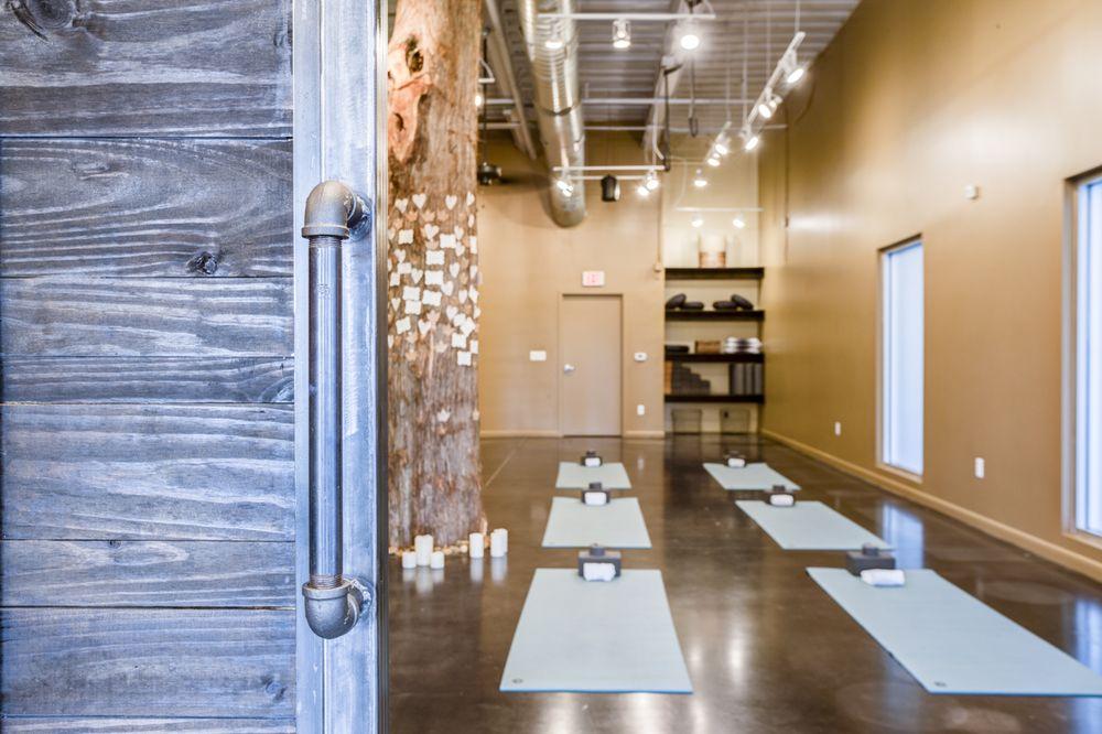 Half Moon Power Yoga: 4553 North Loop 1604 W, San Antonio, TX