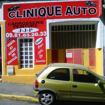 clinique auto jjp carrosserie 8 rue 141 me r i a ForGarage Levon Marseille