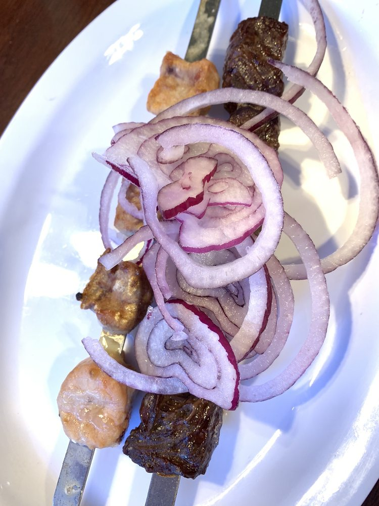 Food from Cheburechnaya