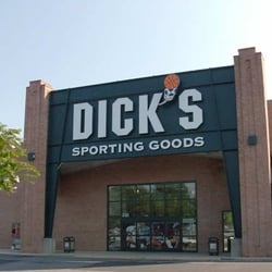 Dick s sporting goods sports wear 401 crossroads blvd for Dicks sporting goods fishing