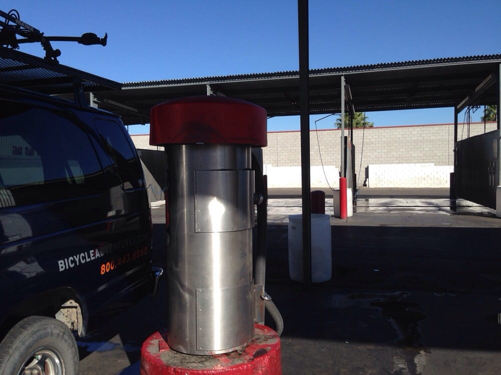 Self serve car wash behind auto zone 150 for each portion of self photo of autozone las vegas nv united states self serve car wash solutioingenieria Choice Image