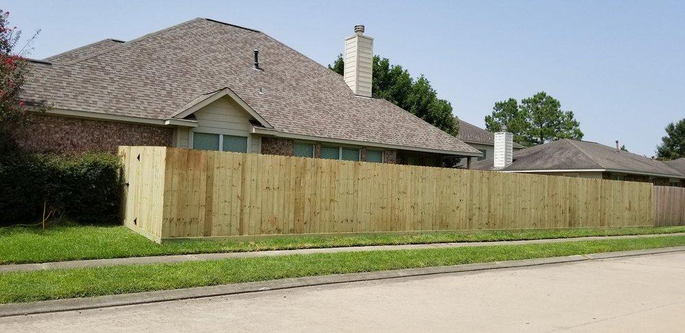 Katy Fence Repair: 20501 Katy Fwy, Katy, TX