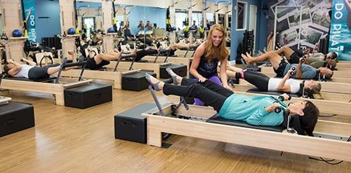 Club Pilates - Villa Park