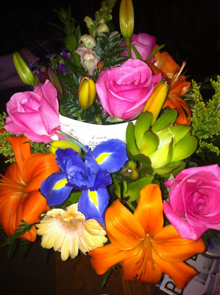 Some Of The Most Beautiful Delivered Flowers I 39 Ve Ever