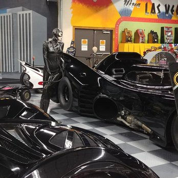 Photo of Tallahassee Automobile Museum - Tallahassee, FL, United States. Batmobile collection