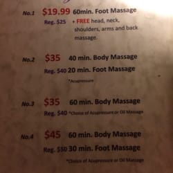 Chinese foot massage woodland hills