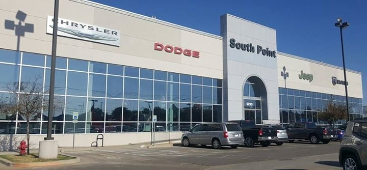 dodge dealership tulsa South Pointe Chrysler Jeep Dodge Ram  Tulsa FCA Dealership