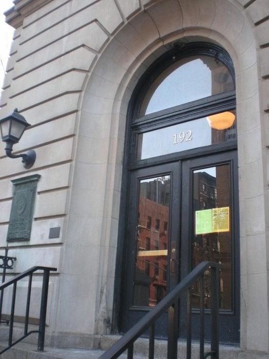 Seward Park Library - New York Public Library: 192 E Broadway, New York, NY