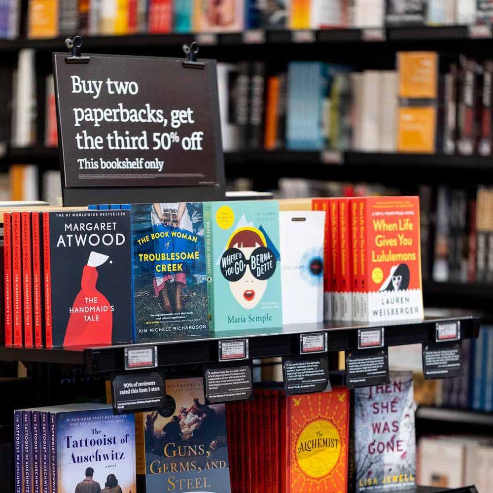 Amazon Books: 314 Los Cerritos Ctr, Cerritos, CA