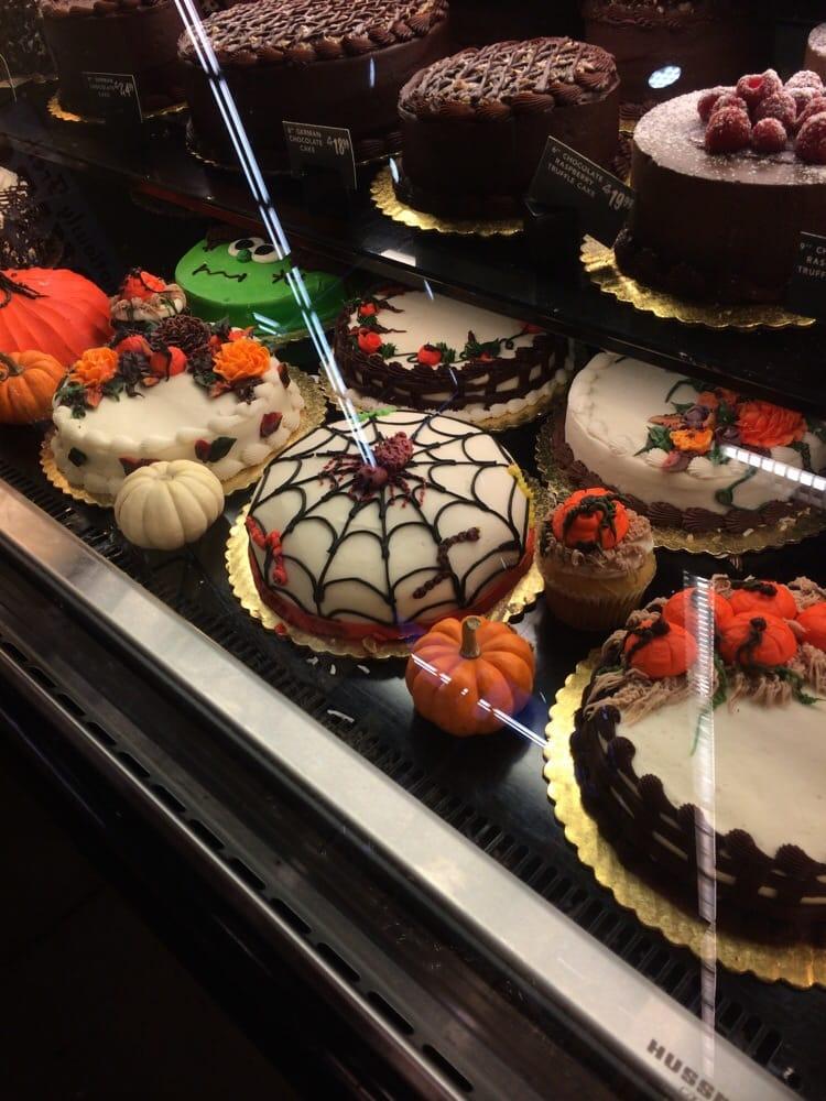 Halloween Cakes In The Dessert Area Yelp