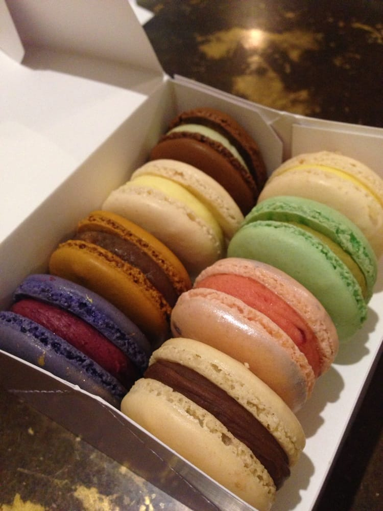 array of macarons yelp. Black Bedroom Furniture Sets. Home Design Ideas