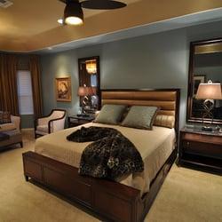 Photo Of Ken Felix Design   Orlando, FL, United States. Master Bedroom  Retreat