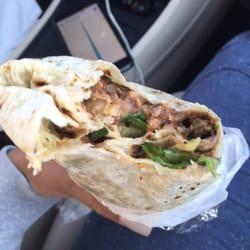 Photo Of El Sinaloense Huron Ca United States Carne Asada Burrito Came