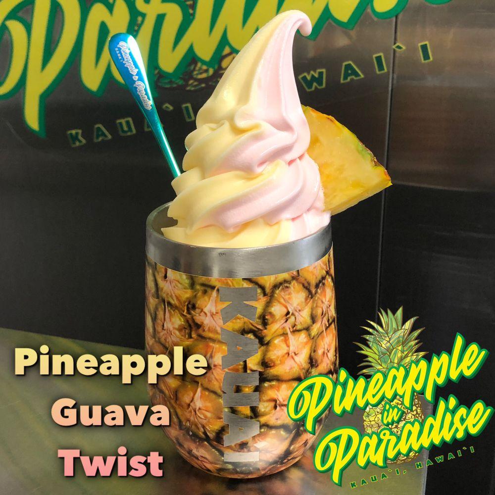 Pineapple In Paradise: Lihue, HI