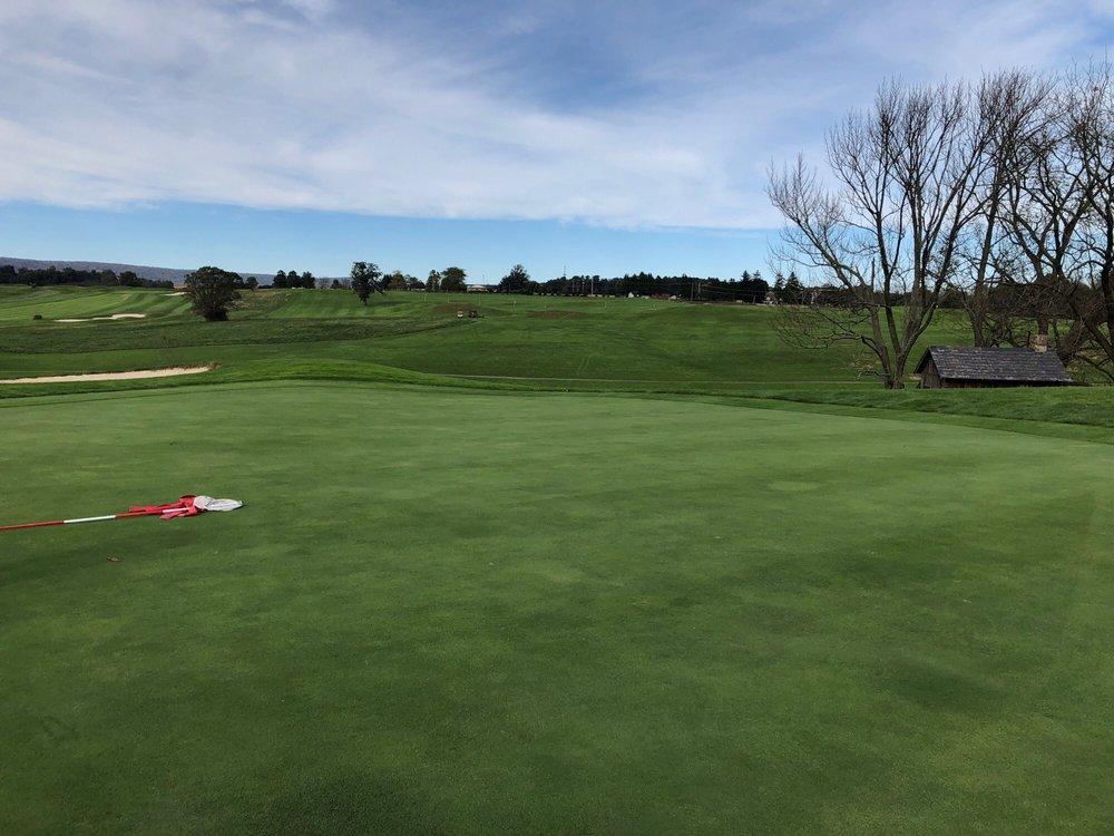 Olde Homestead Golf Club: 6598 Route 309, New Tripoli, PA