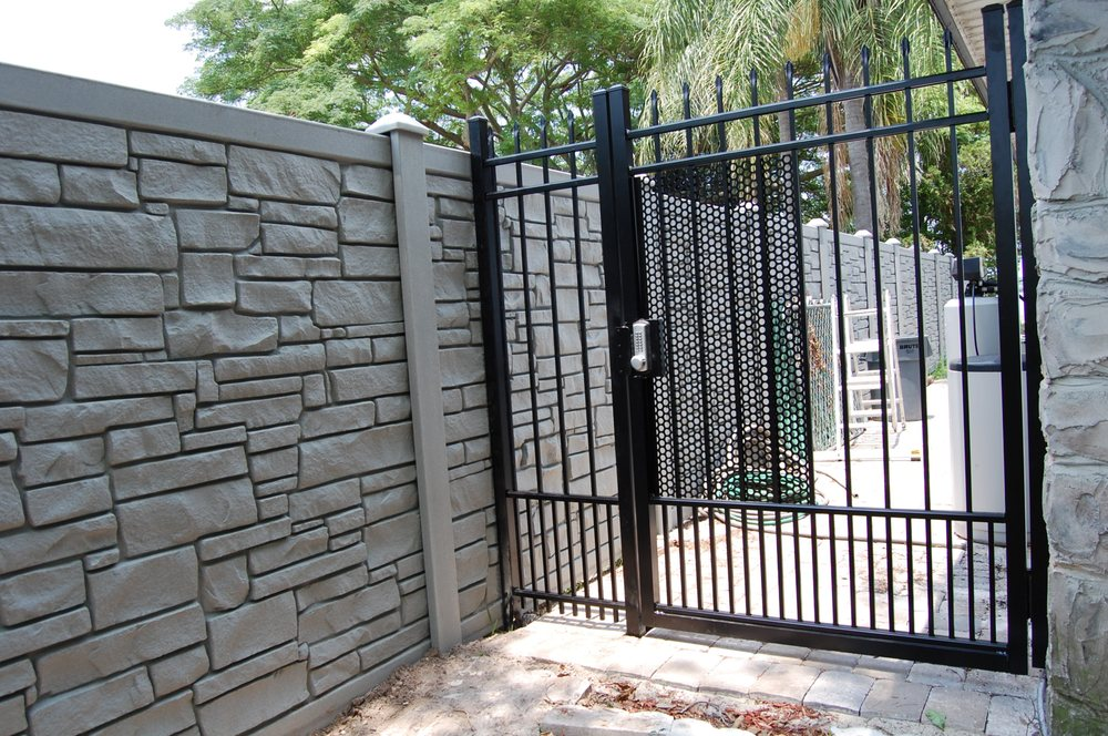 Bay Area Fence Factory: 925 Harbor Lake Ct, Clearwater, FL