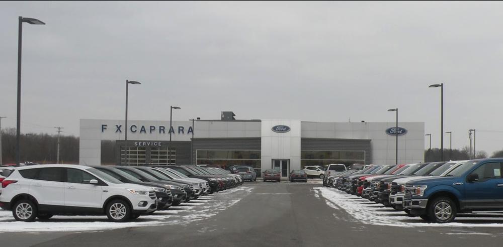 FX Caprara Ford: 84 Caprara Dr, Pulaski, NY