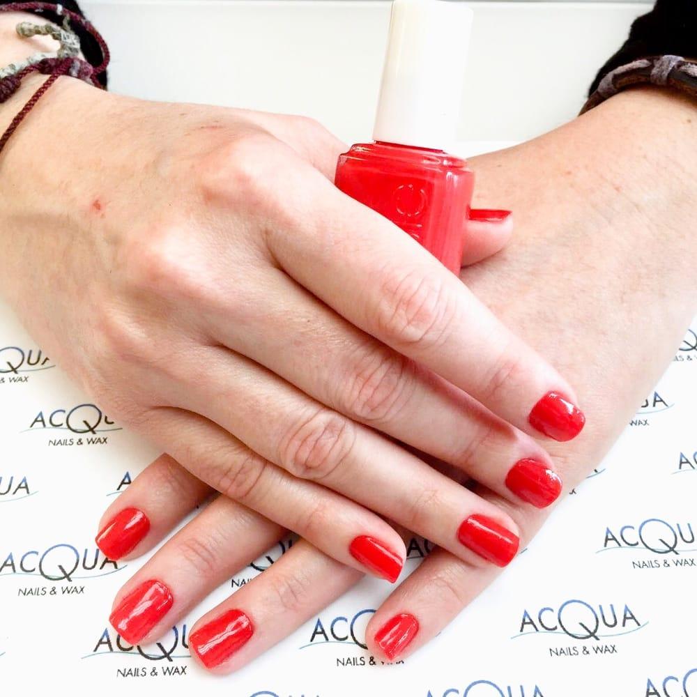 Acqua Nails & Wax - 56 Photos & 21 Reviews - Nail Salons - 10200 NW ...