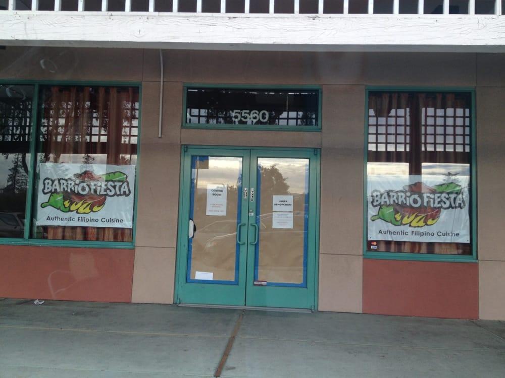 Barrio Fiesta Restaurant San Jose San Jose Ca