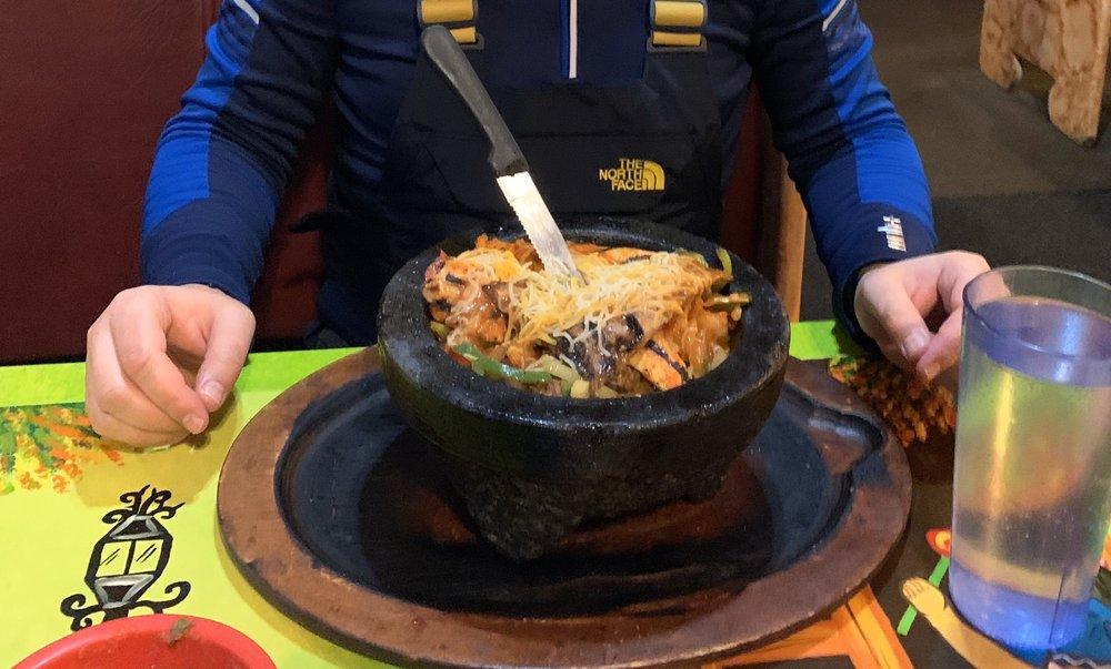 El Rancho Mexican Restaurant: 1241 W Main St, Gaylord, MI
