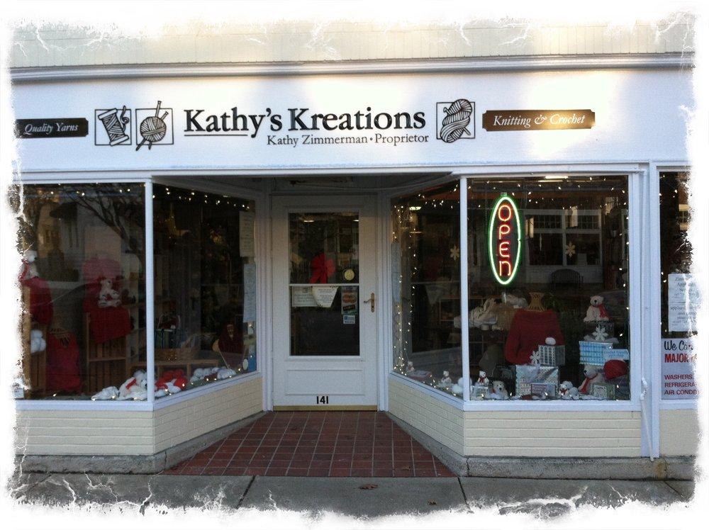 Kathy's Kreations: 141 E Main St, Ligonier, PA
