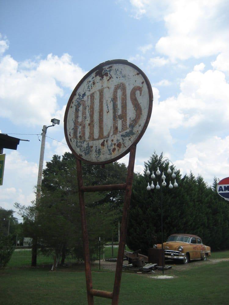 City Antiques: 108 E Troy St, Brundidge, AL