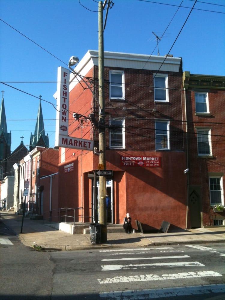 Talk Of The Town Food Market Philadelphia Pa