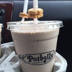 Potbelly Sandwich Shop Shakes