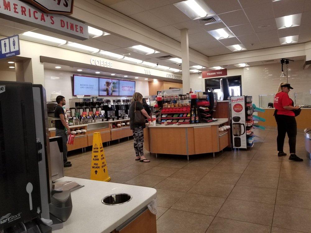 Flying J Travel Center: 400 Transcon Ln, Winslow, AZ