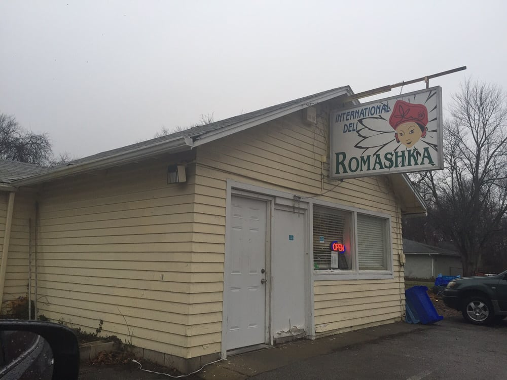 Russian club delis 2400 w dublin granville rd for Fish store columbus ohio