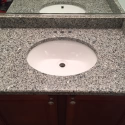 Photo Of JC Granite   Chicago, IL, United States. Platinum Blue Granite In