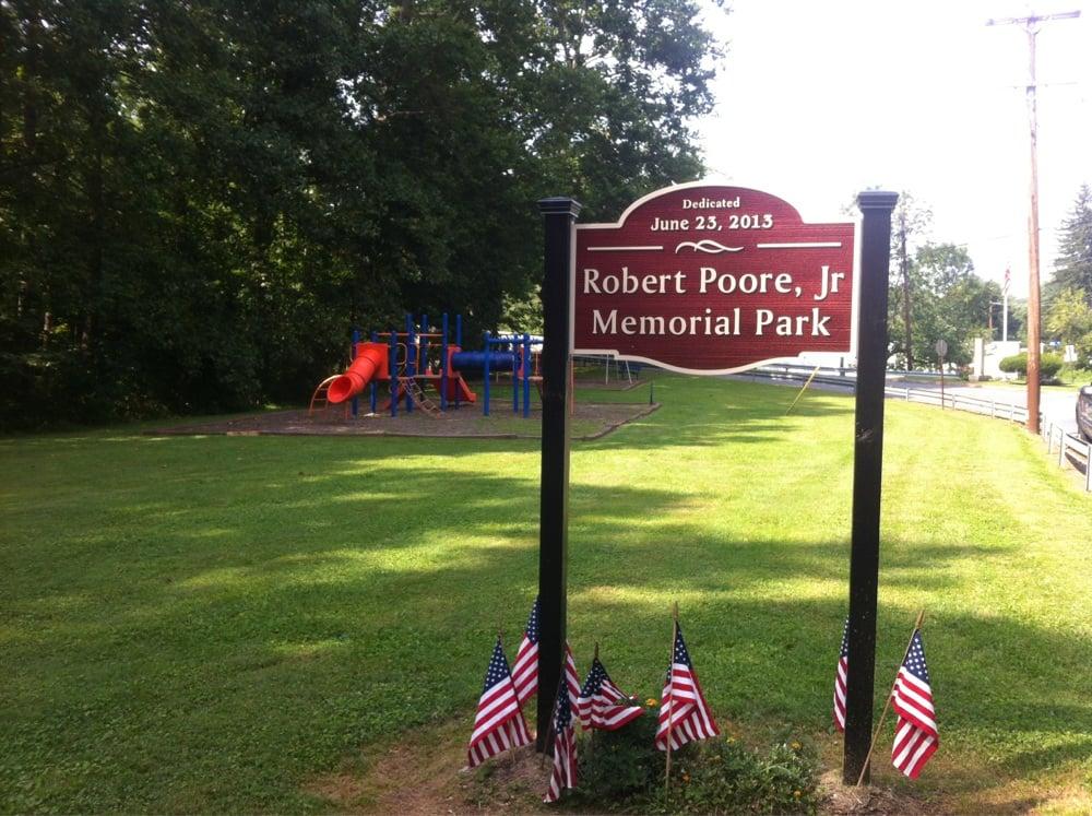Robert Poore Jr Memorial Park: 723 Mt Rd, Aston, PA