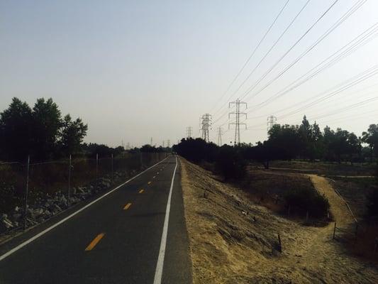 San Gabriel River Bellflower, CA Sports Recreational - MapQuest