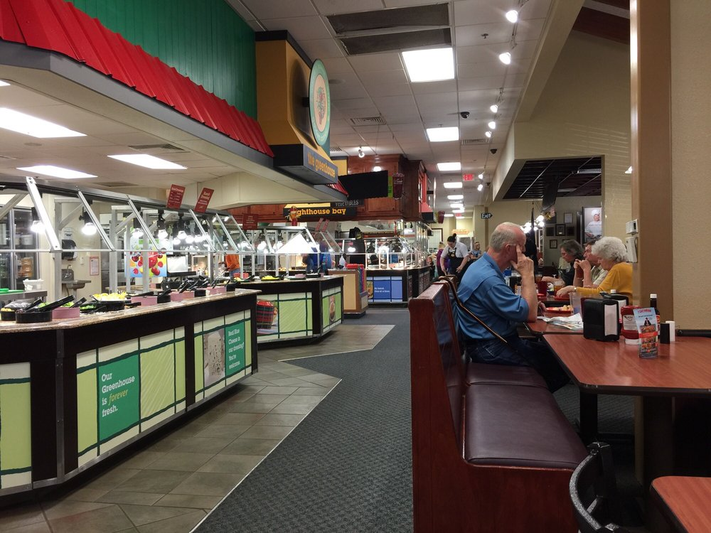 Golden Corral: 106 Southern Center Way, Easley, SC