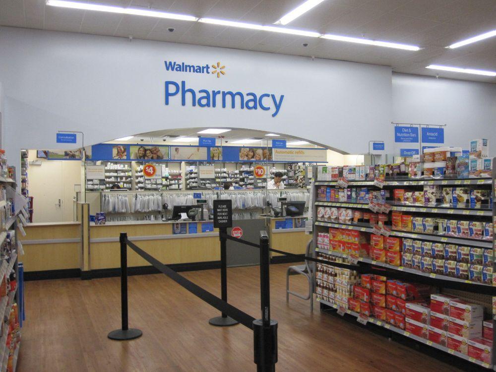 Walmart Pharmacy: 1613 North Main St, San Luis, AZ
