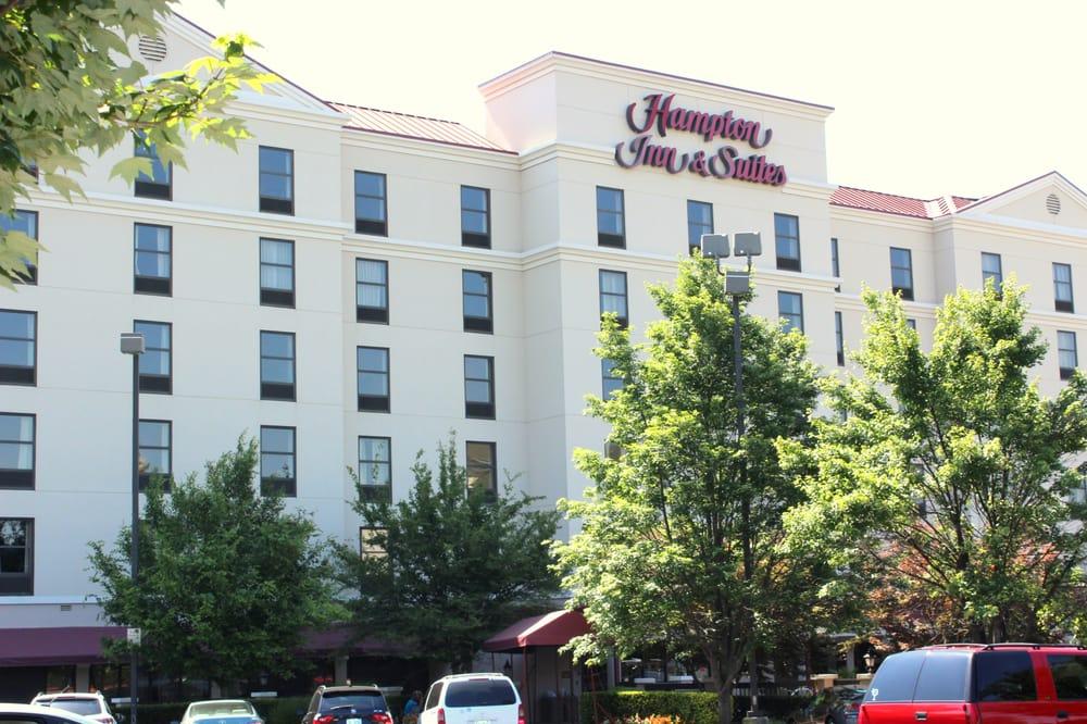 Hampton Inn & Suites Concord/Charlotte - 21 Reviews - Hotels - 9850 ...
