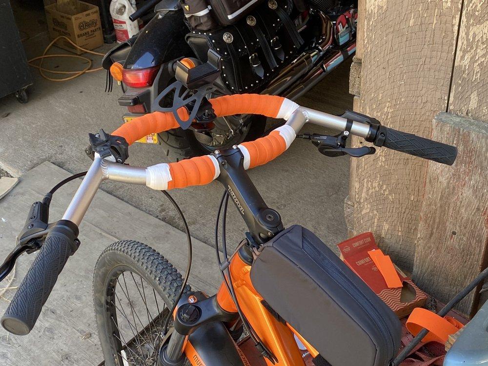 Arriving By Bike: 2705 Willamette St, Eugene, OR